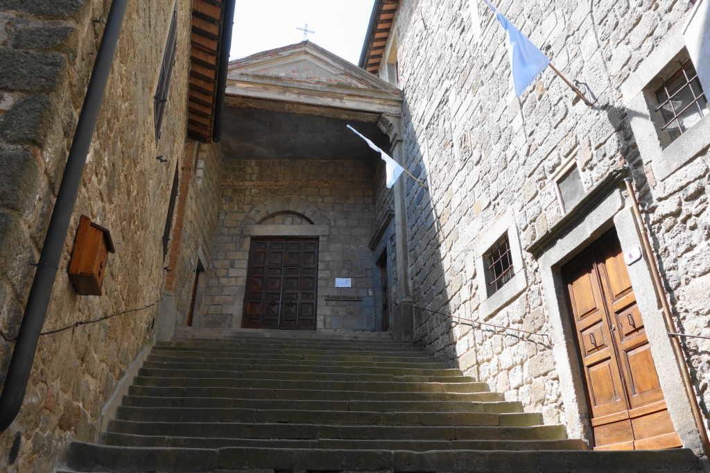 Santa Maria de Cuntaria (Pieve Santa Maria Assunta)