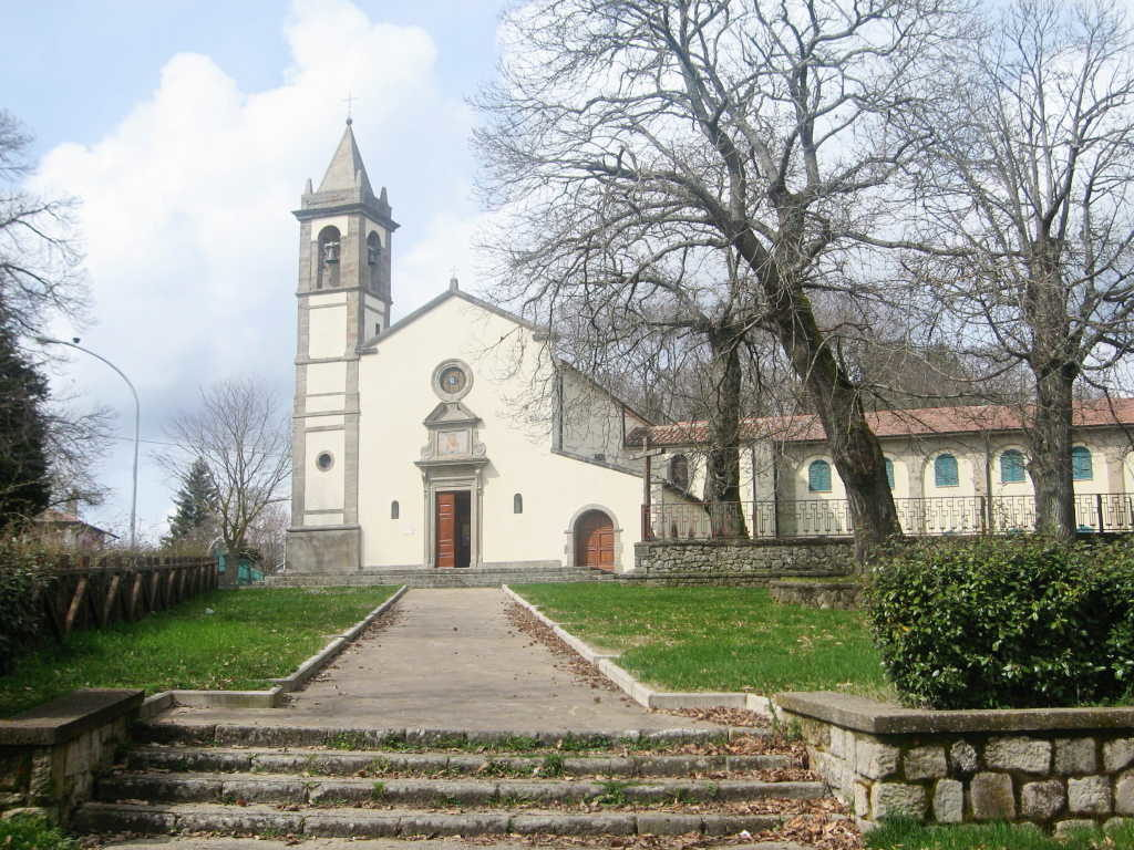 Santuario della Madonna di San Pietro