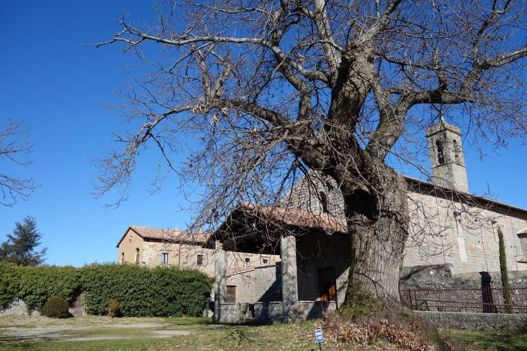 La chiesa di San Francesco e Convento di San Bartolomeo