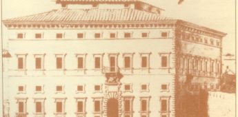Il Palazzo del Marchese Bourbon del Monte