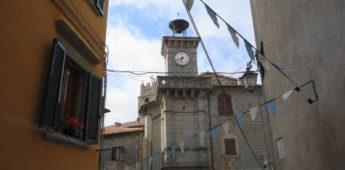 Piazza dell'Orologio