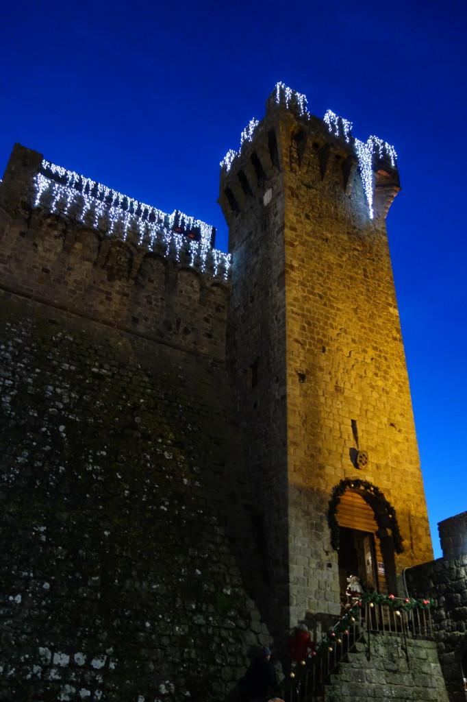 Presepi Pianesi - Rocca Aldobrandesca