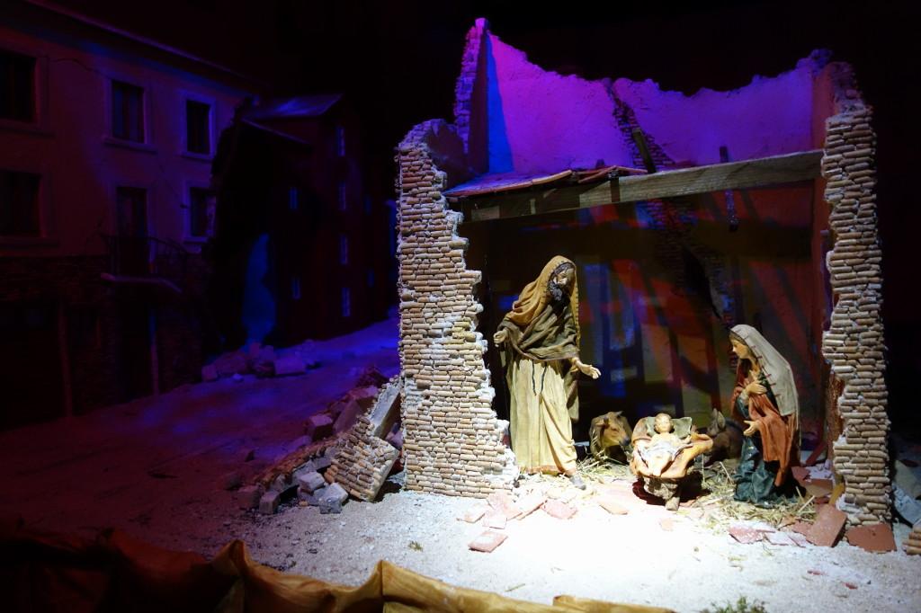 Presepi Pianesi - Santuario della Madonna di San Pietro